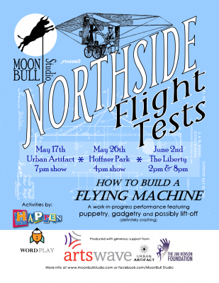 Northside Flight Test #3