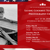 """Saying Goodbye to Vietnam"" Photography Exhibit"