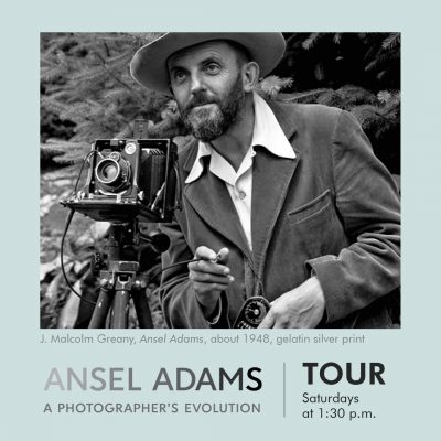Ansel Adams Exhibition Tours