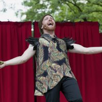 """A Midsummer Night's Dream"" in Evendale"