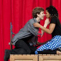 """Romeo and Juliet"" at the Cincinnati Waterfront"