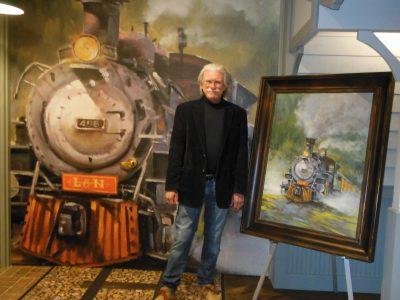Tom Bluemlein American Impressionist