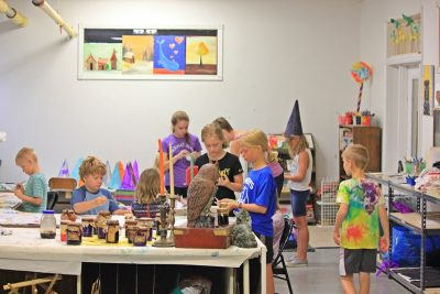 Harry Potter Art Camp