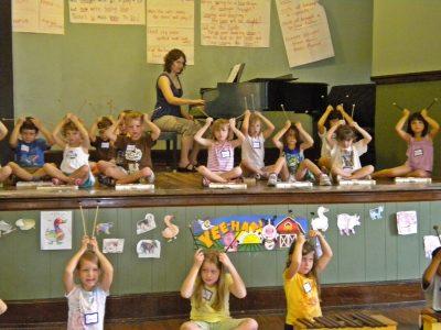 """""""What a Hoot!"""" Mini Musical Summer Camp"""