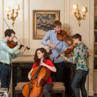 The Ariel Quartet: Mozart, Mendelssohn and Bartók