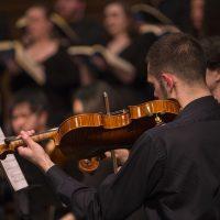 CCM Orchestras: Bernstein and Friends