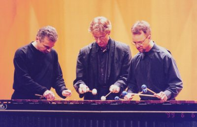CCM Ensemble-in-Residence: Percussion Group Cincin...