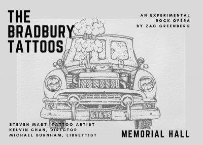 The Bradbury Tattoos