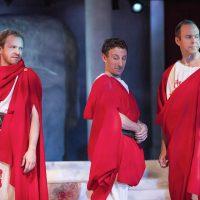 """""""Julius Caesar"""" in Madisonville"""