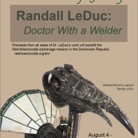 Randall LeDuc, Doctor with a Welder