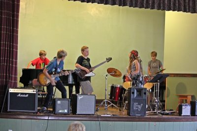 School of Rock Session 2