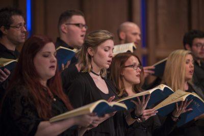 CCM's Fall Choral Showcase