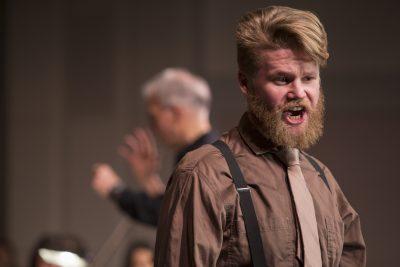 CCM Presents Bach's St. John Passion