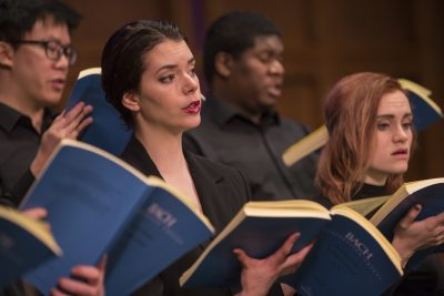 UC Men's and Women's Choruses: Reflections