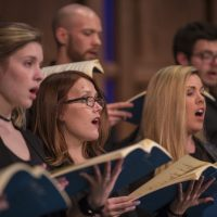 CCM Chorale: French Vocal Music