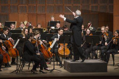CCM Philharmonia: Verdi, Britten and Rachmaninoff