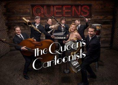 The Queen's Cartoonists