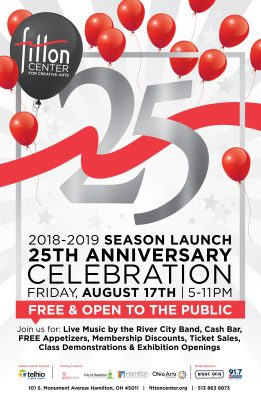 2018-2019 Season Launch 25th Anniversary Celebrati...