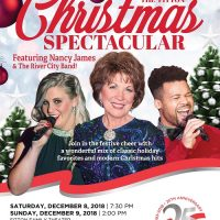 Fitton Showstoppers: The Fitton Christmas Spectacular Featuring Nancy James & The River City Band