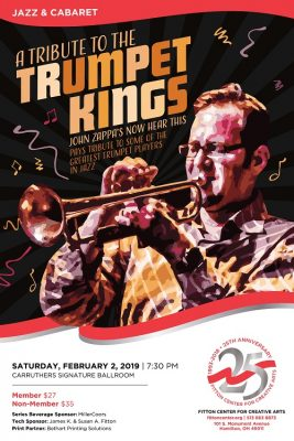 Jazz & Cabaret: A Tribute to the Trumpet Kings...