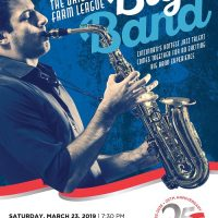 Jazz & Cabaret: The Original Farm League Big Band