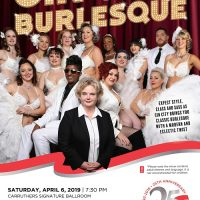 Jazz & Cabaret: Cin City Burlesque