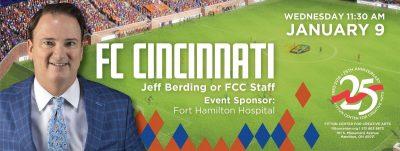 Celebrating Self: FC Cincinnati | Jeff Berding or ...