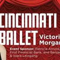 Celebrating Self: Cincinnati Ballet Victoria Morgan