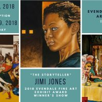 2018 Evendale Fine Art Exhibit Winner's Show featuring Jimi Jones