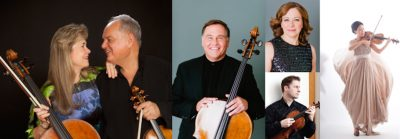 Linton Chamber Music: Masterworks for Strings