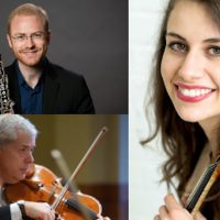 Linton Chamber Music: CSO Friends & Anna Polonsky