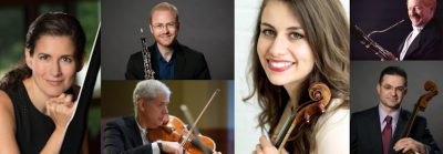 Linton Chamber Music: CSO Friends & Anna Polonsky