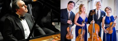 Linton Chamber Music: Bronfman & The New York ...