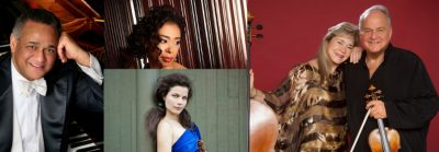 Linton Chamber Music: The Return of André Watts