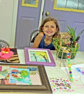 Fall Art Classes Grades 3-4