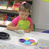Fall Preschool Art Play
