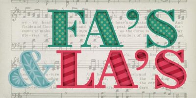 YPCC Family Holiday Concert: Fa's & La's