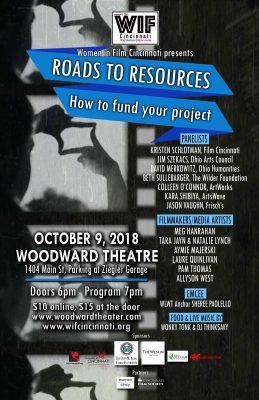 WIF Cincinnati's Roads to Resources