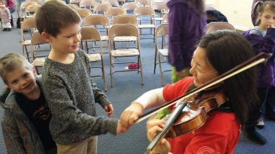 Linton PB&J It's A String Thing! Special FREE Winter Presentation!