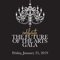 Celebrate the Future of the Arts Gala