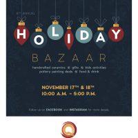 Queen City Clay Holiday Bazaar