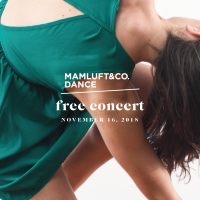 Free Concert in West Chester / Liberty with MamLuft&Co. Dance