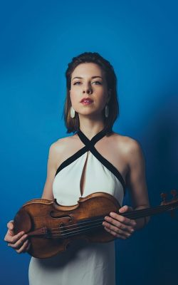 Matinee Musicale Presents Violinist Tessa Lark Nov...