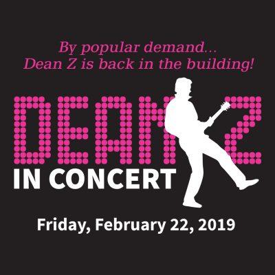 Dean Z in Concert