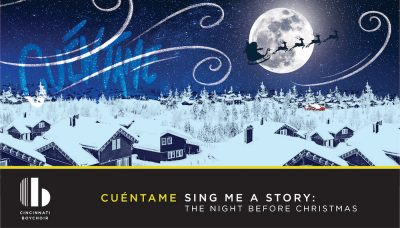 Sing Me A Story: The Night Before Christmas