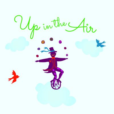 3rd Sunday Funday: Up in the Air