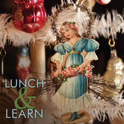 Lunch and Learn | Stories from Christmas Past