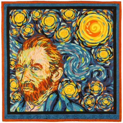 "Van Gogh ""Cherrywood"" Travelling Quilt Show"
