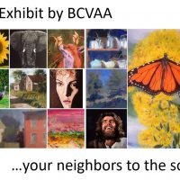 Boone County Visual Arts Association Exhibit at The Barn