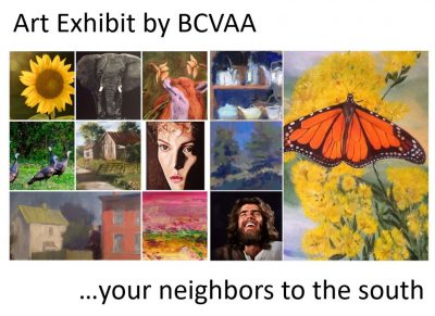 Boone County Visual Arts Association Exhibit at The Barn